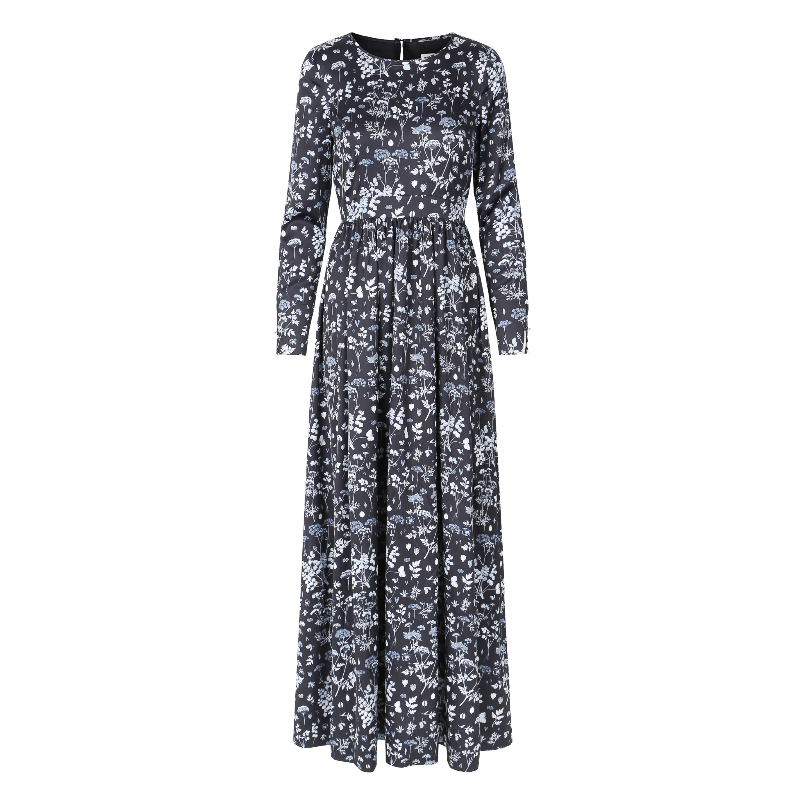 Lange kjoler