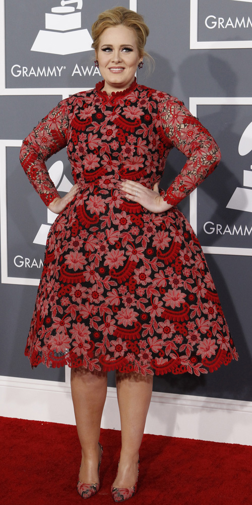 Adele stilforvandling4