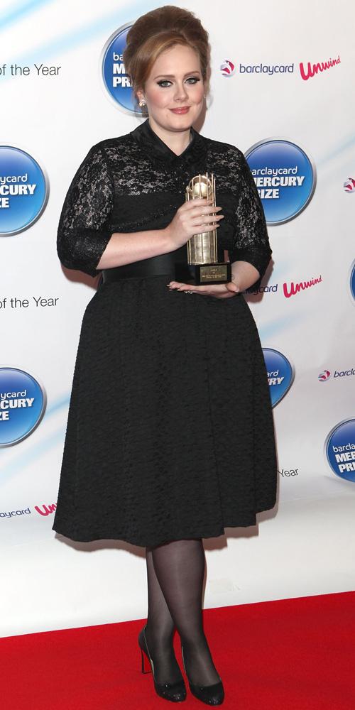 Adele stilforvandling2