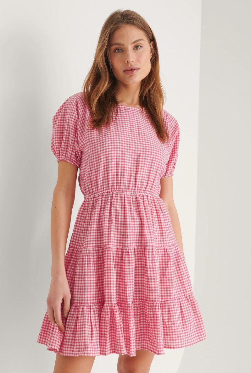 Gingham-kjoler