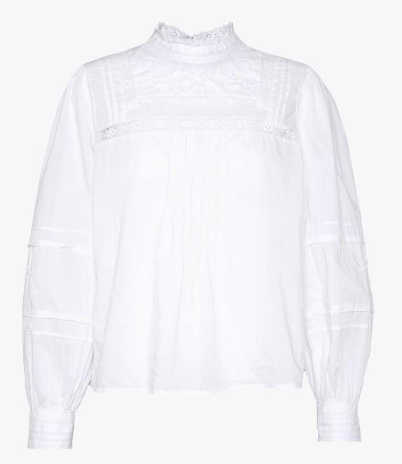 Hvite bluser 4