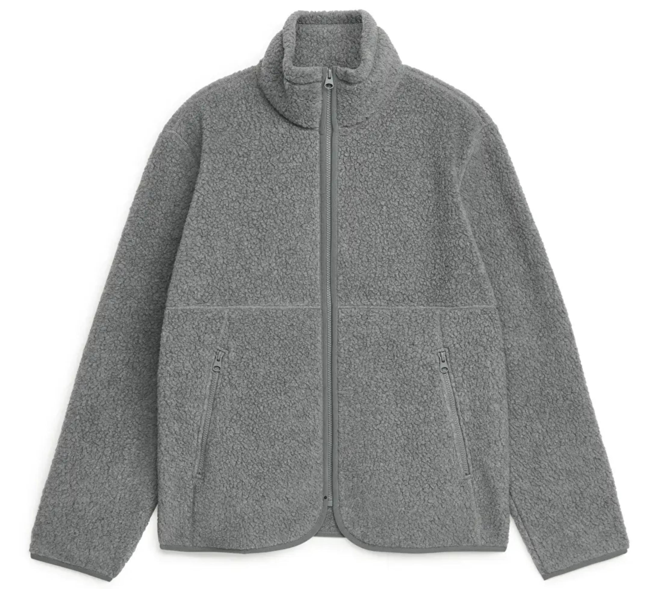 Arket Active Fleece Jacket