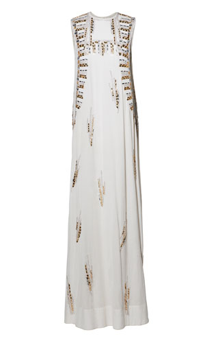 Kjole fra H&M Conscious Collection
