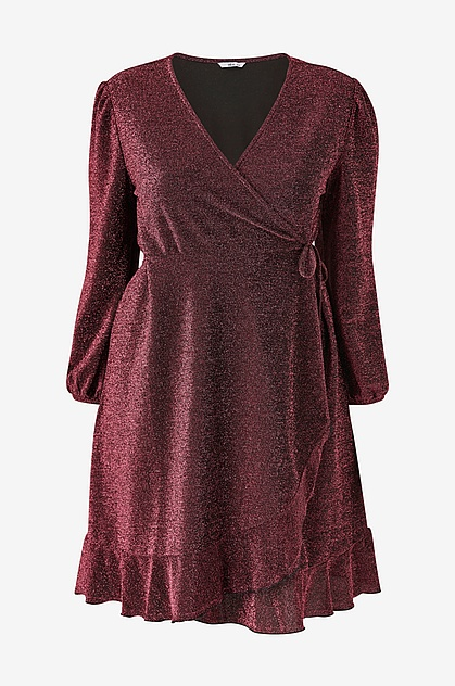Plus size kjoler 2