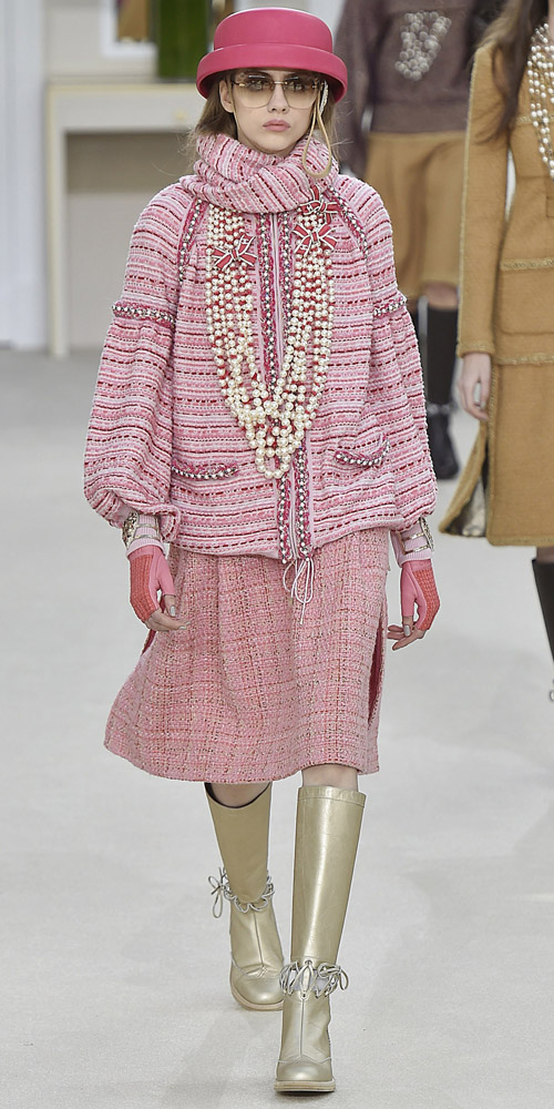 Chanel fall/winter 2016. Foto: Getty Images