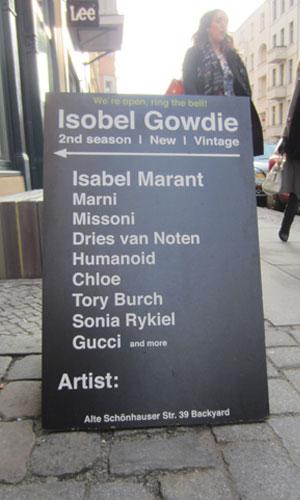 Isobel Gowdie