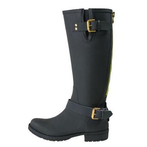høy gummistøvler