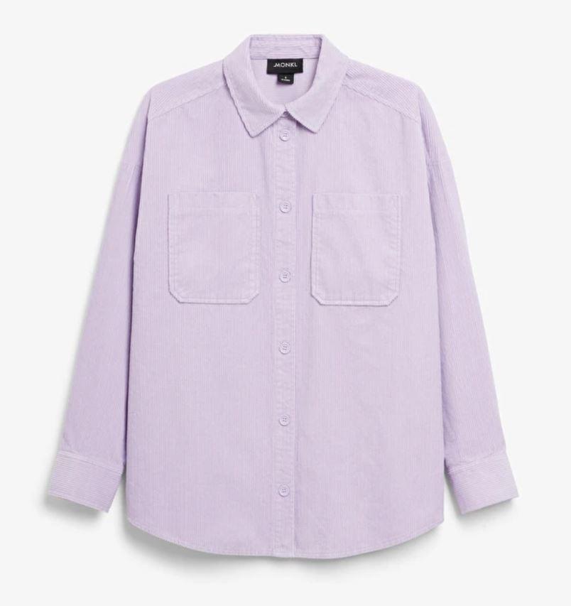 Syrinlilla skjorte
