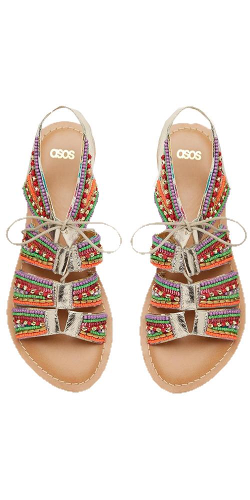 Flate sandaler juni 2015 1