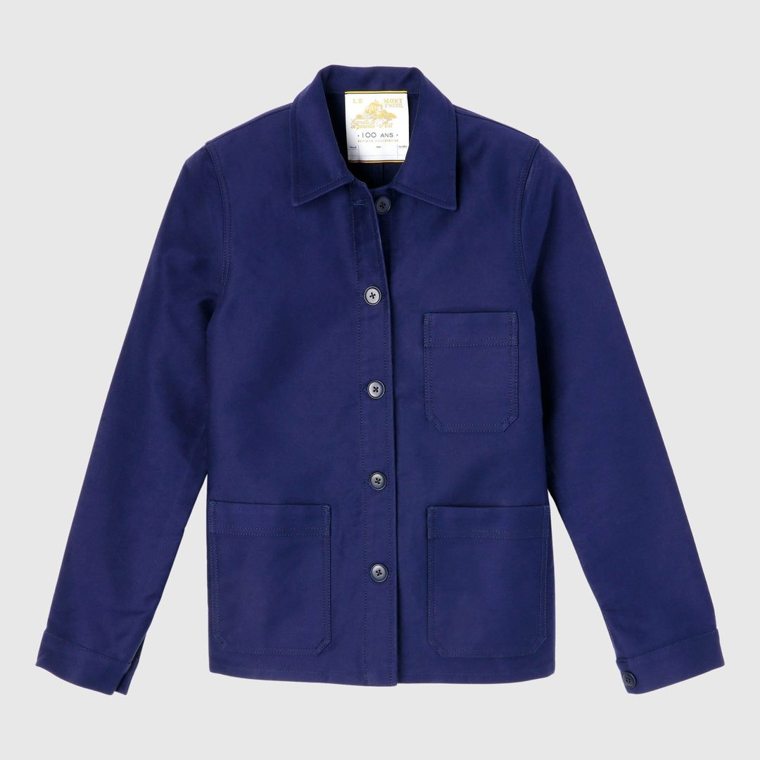 Le Mont St Michel Genuine Work Jacket