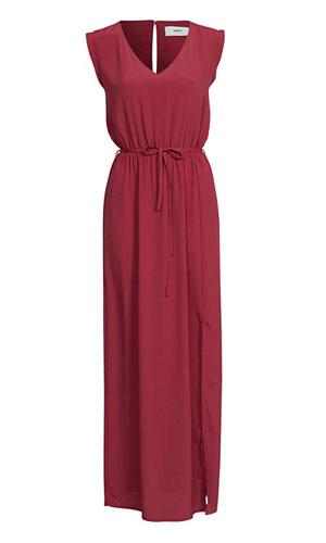 Røde kjoler topp 2015