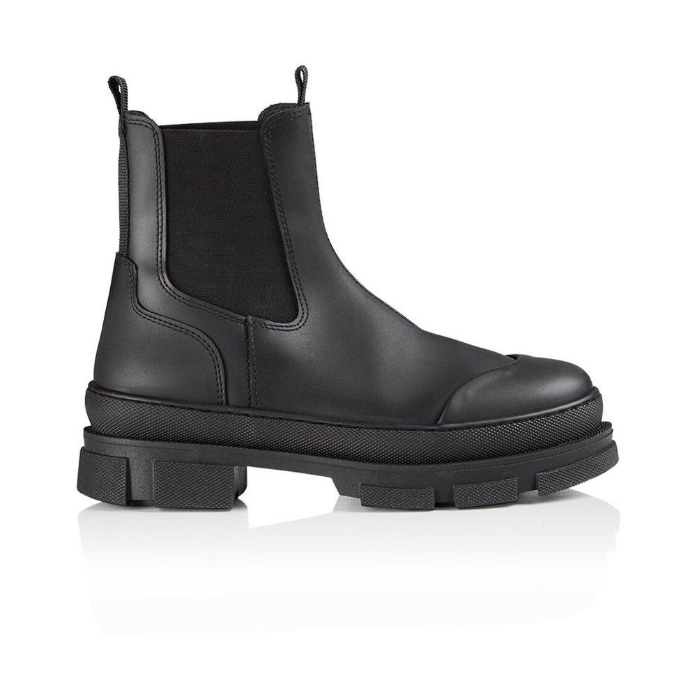 Korte regnstøvler