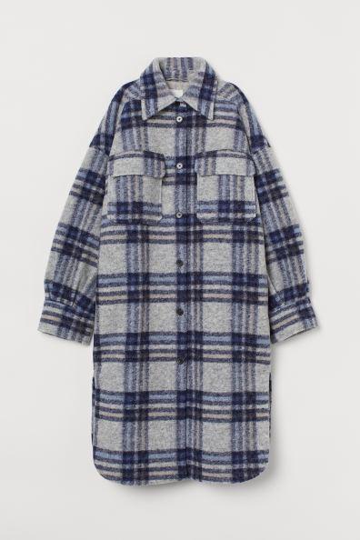 Skjortejakke 2