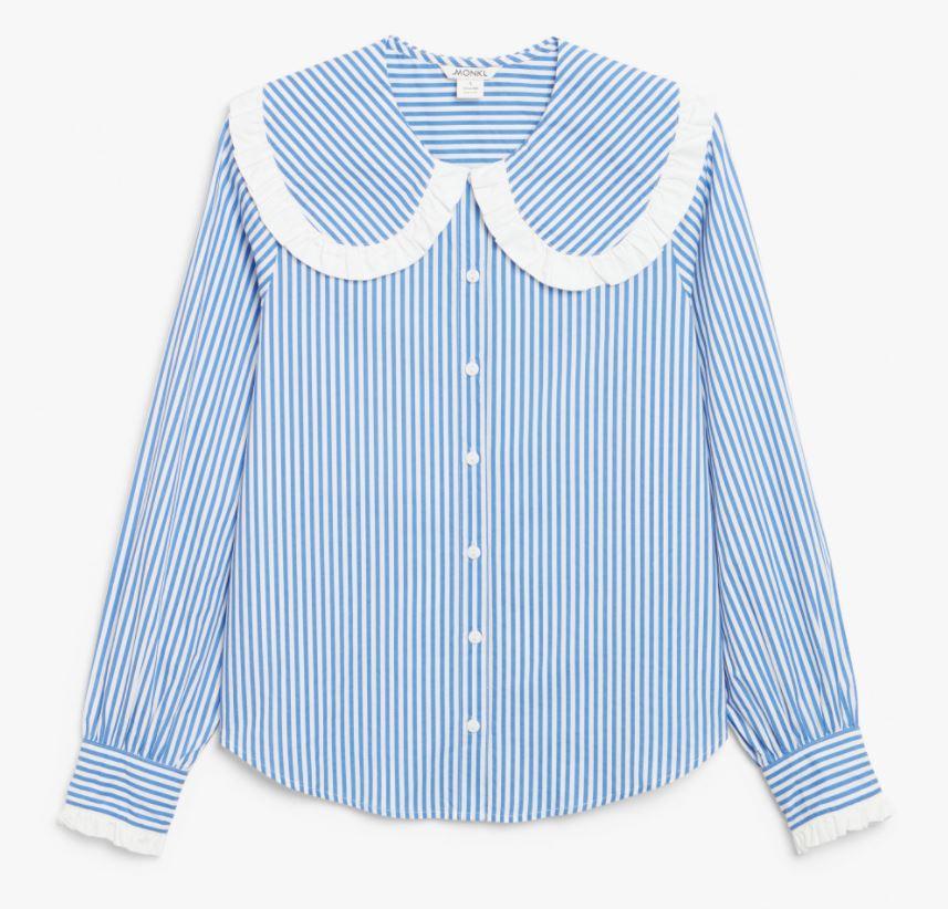 Drømmeantrekk med skjorte
