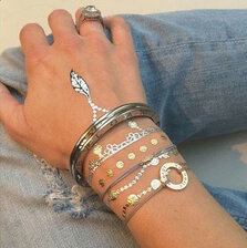 Flash tattoos hovedbilde