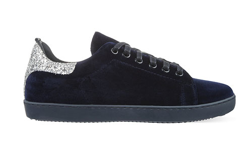 Mørke sneakers