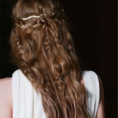 Valentino hår
