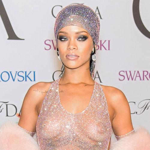 Cara og Rihanna
