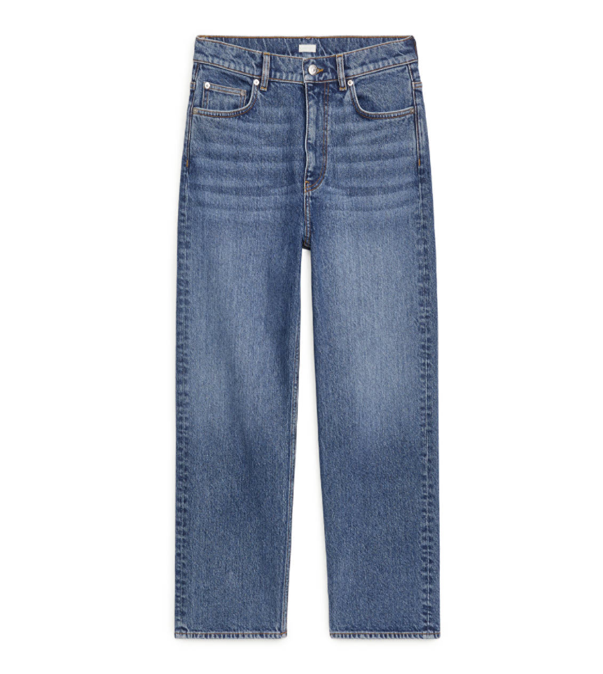 Rett jeans