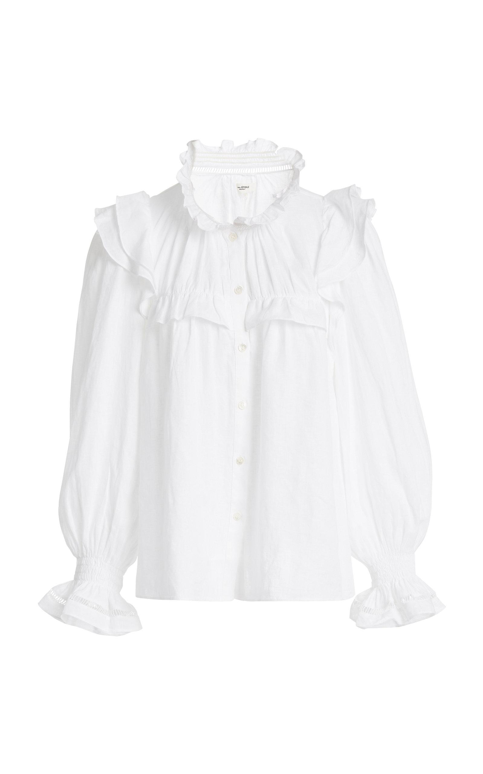 Hvite bluser 1