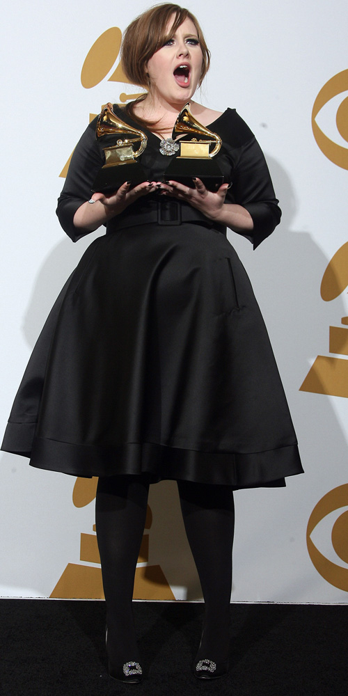Adele stilforvandling1