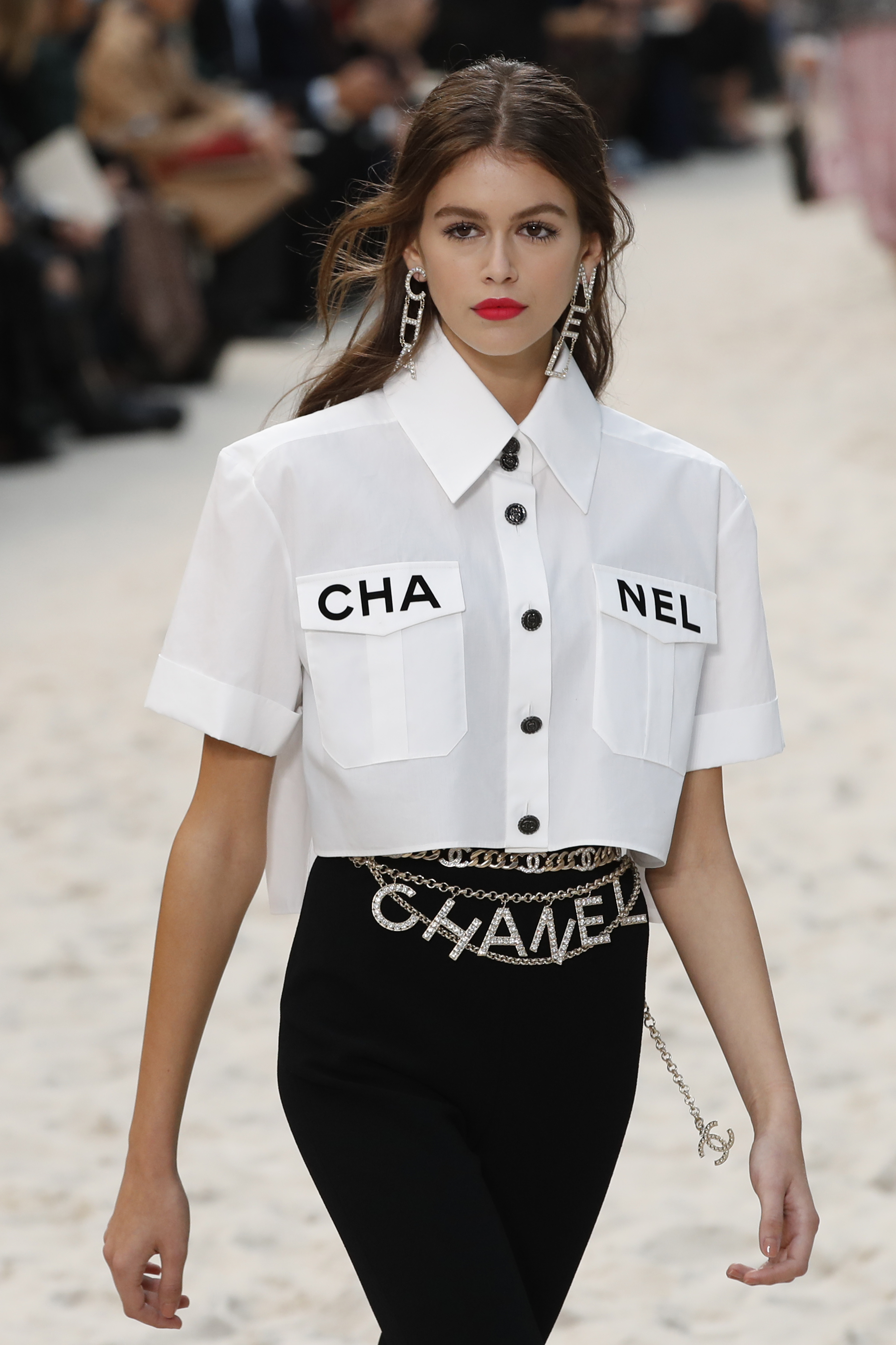Chanel muse