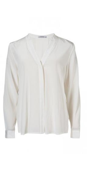 Hvit skjorte