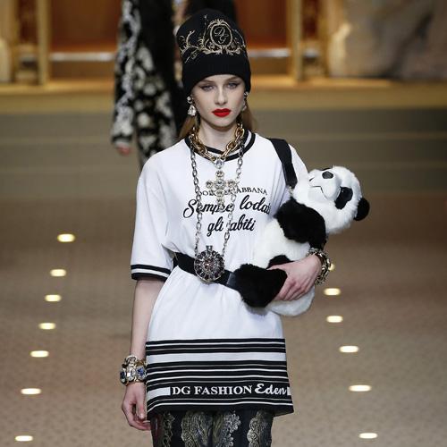 Nordmenn for Dolce Gabbana