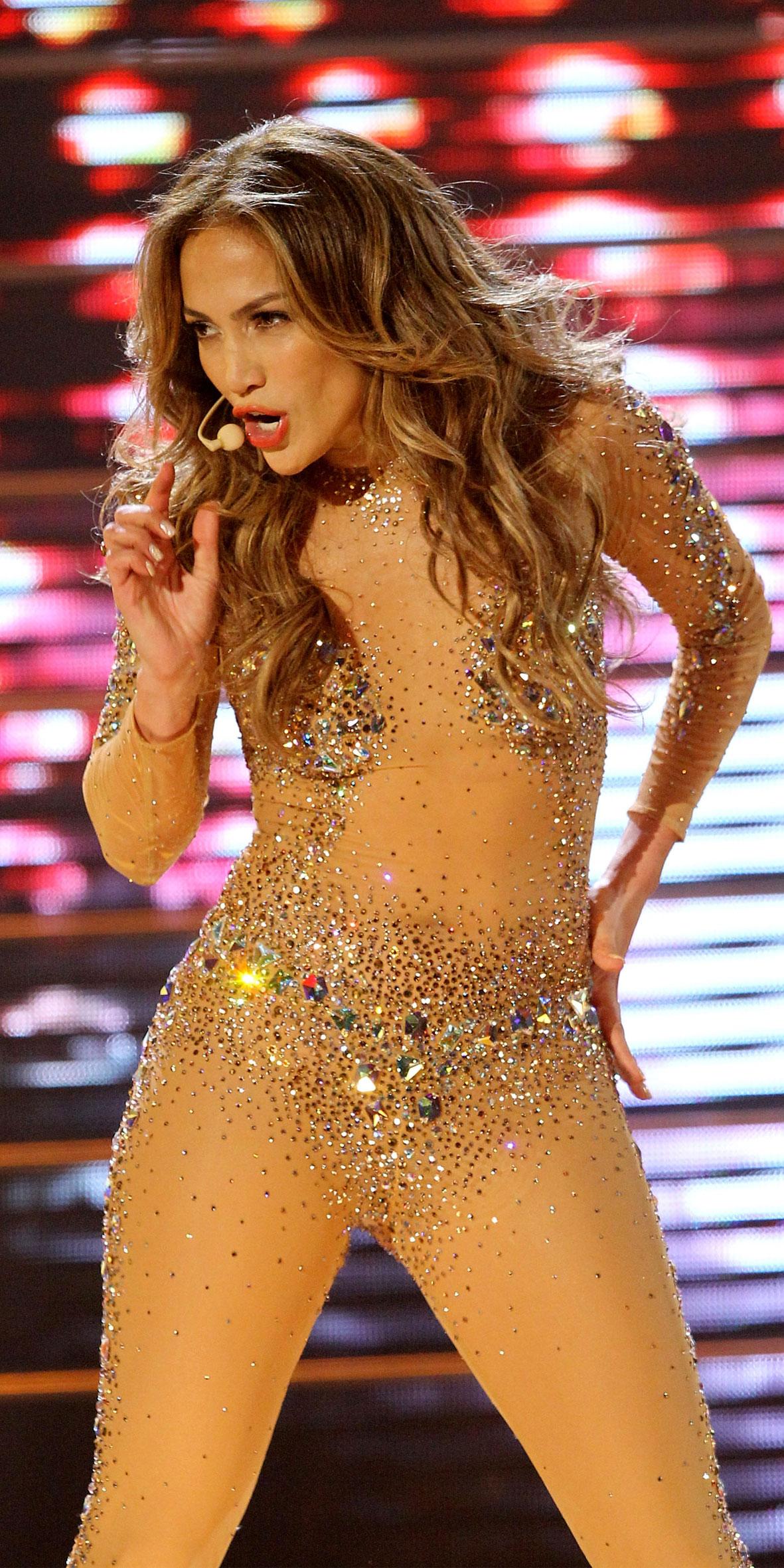 Jennifer Lopez stilforvandling