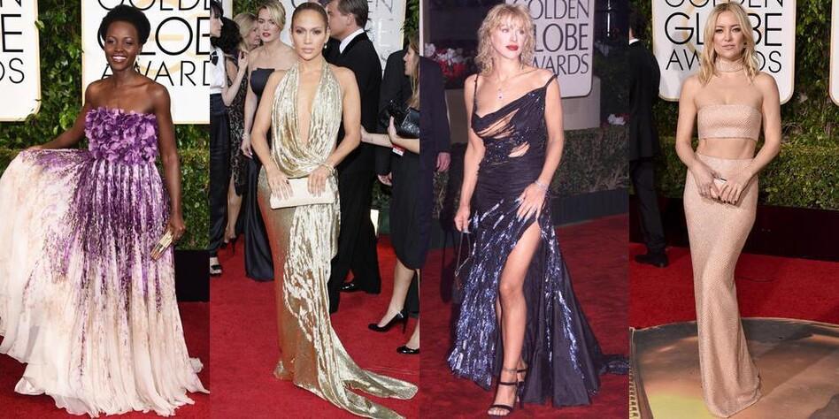 2965217f Golden Globe-kjolene vi aldri glemmer - MinMote.no - Norges største moteside