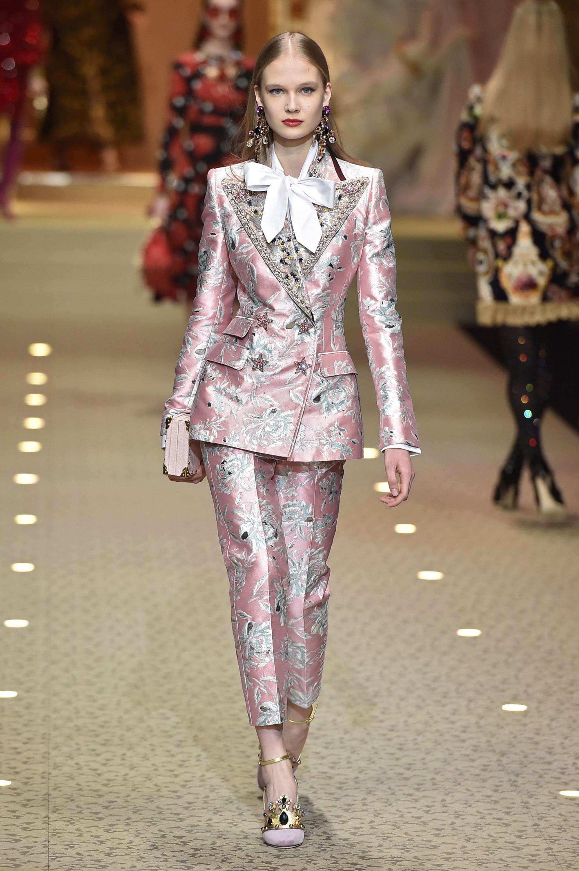 Dolce Gabbana AW 18