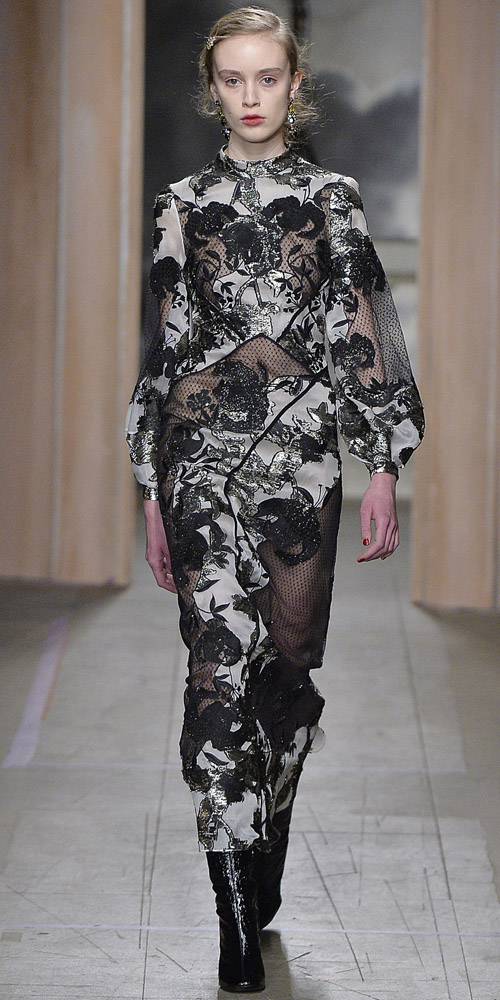Erdem fall/winter 2016. Foto: Getty Images
