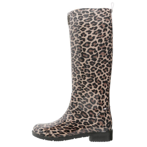 høye gummistøvler