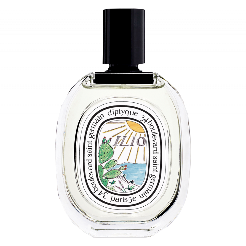 Parfyme inspirert av sommerbris