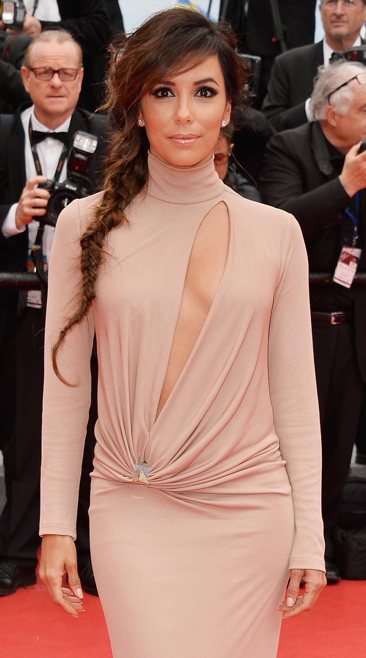 Best kledd Cannes og amfAR