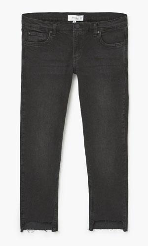 topp jeans detalj