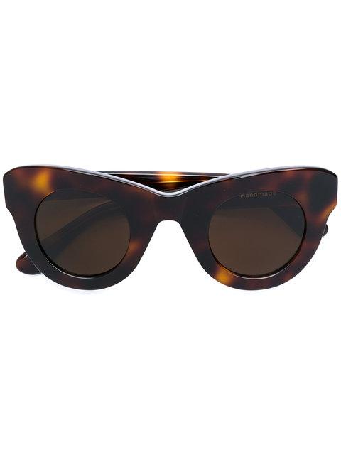 Cat eye solbriller