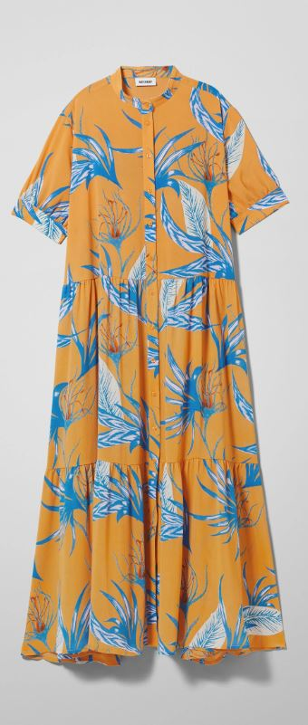 sommerlig kjole - nøkkelplagg