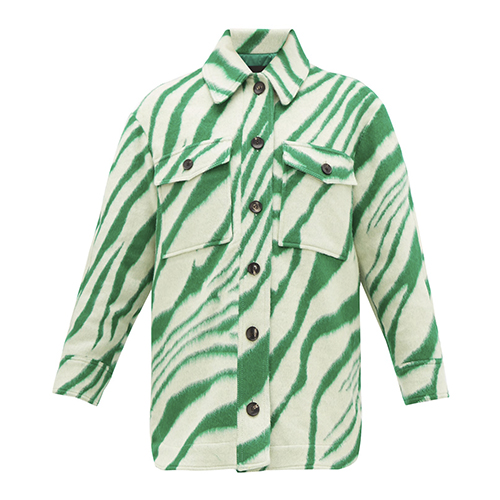 Grønne jakker