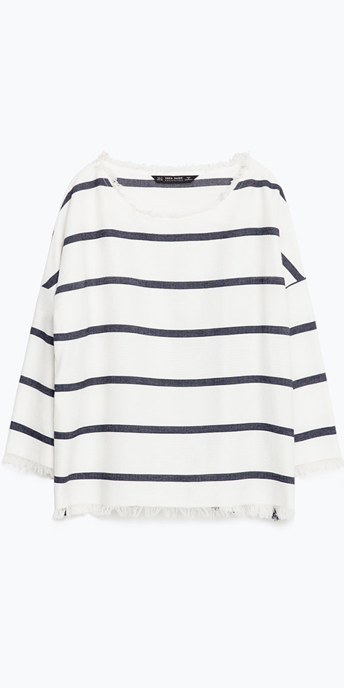 Striper genser