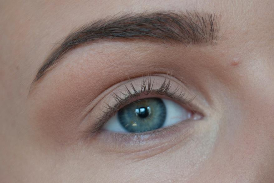Agnes smokey eyes