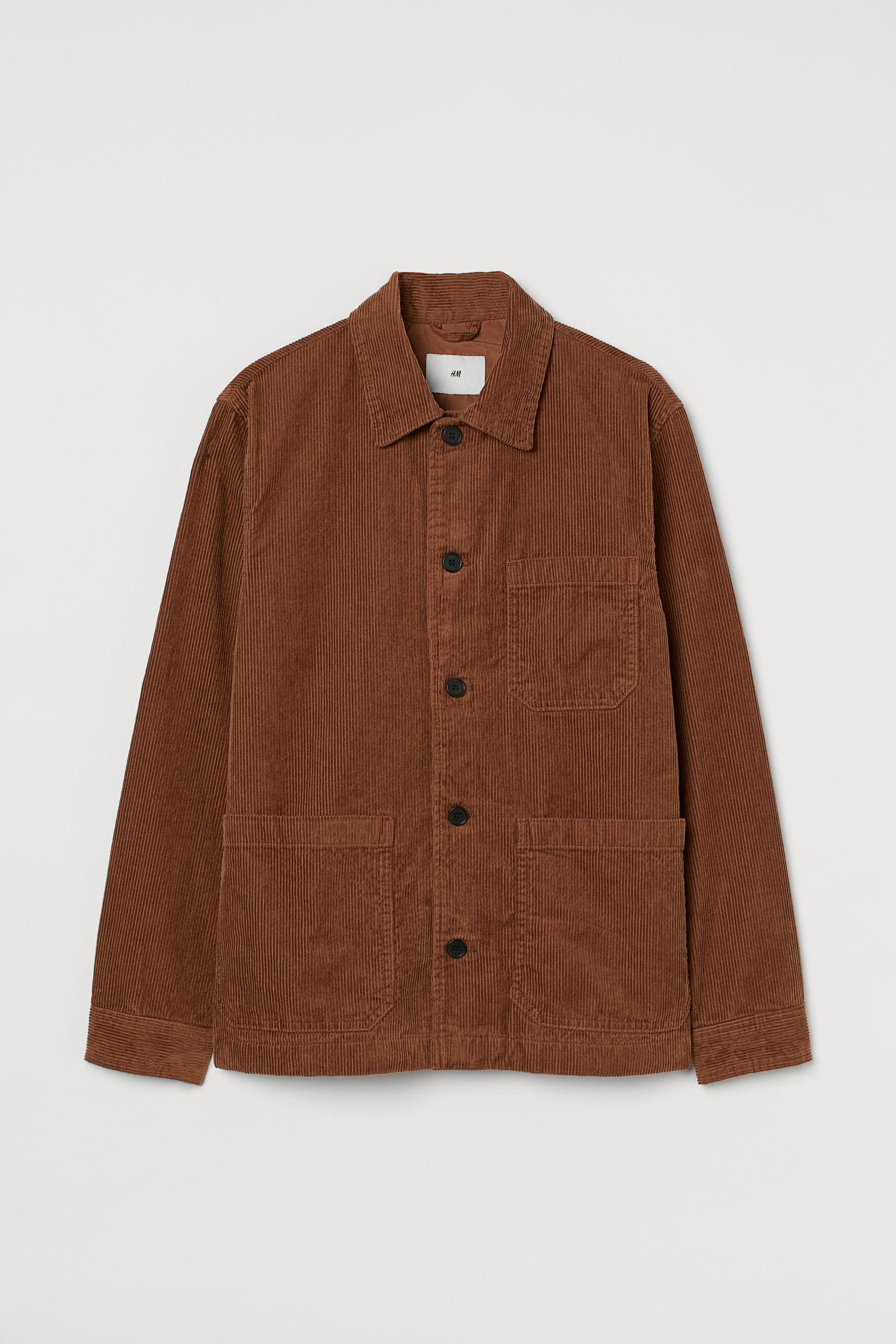 Skjortejakke fra H&M