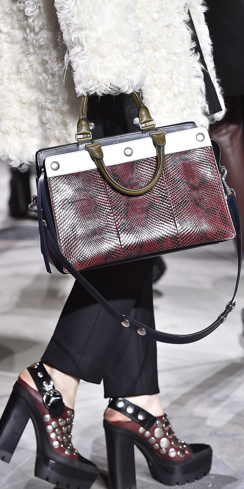 Mulberry fall/winter 2016. Foto: Produsenten