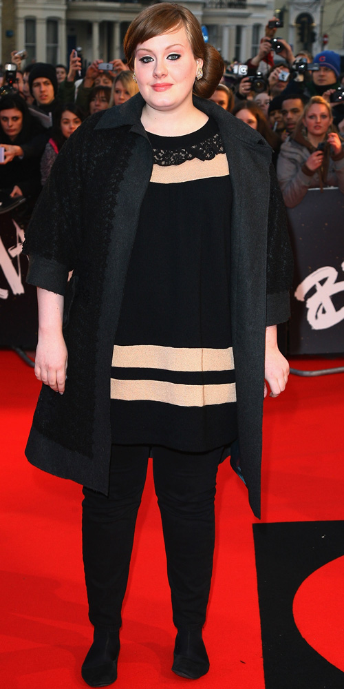 Adele stilforvandling