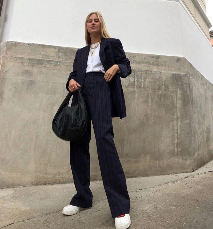Influencer Tine Andrea Lauvli/@tineandreaa