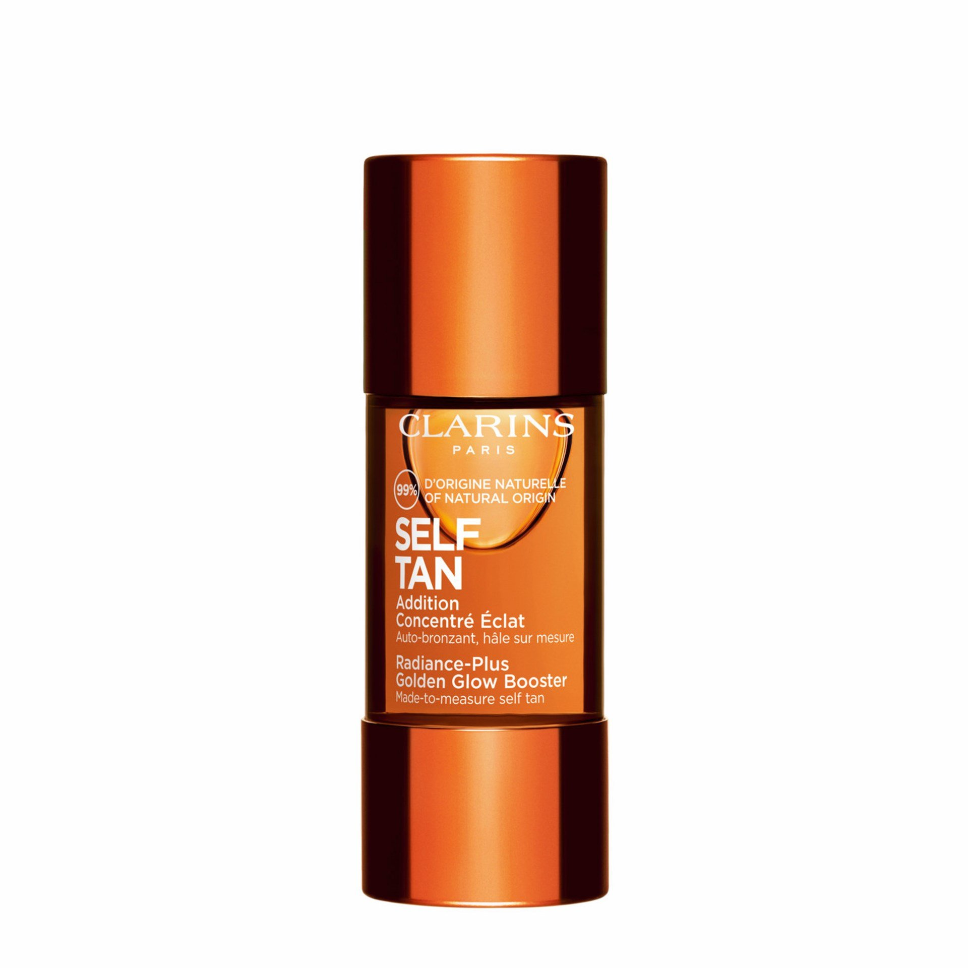 Clarins Sun Care Self Tanning Face Booster