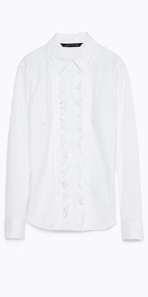 trender fw 2015 hvite skjorter