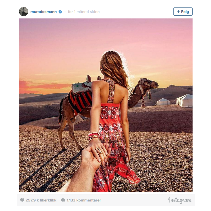 Reise Instagram