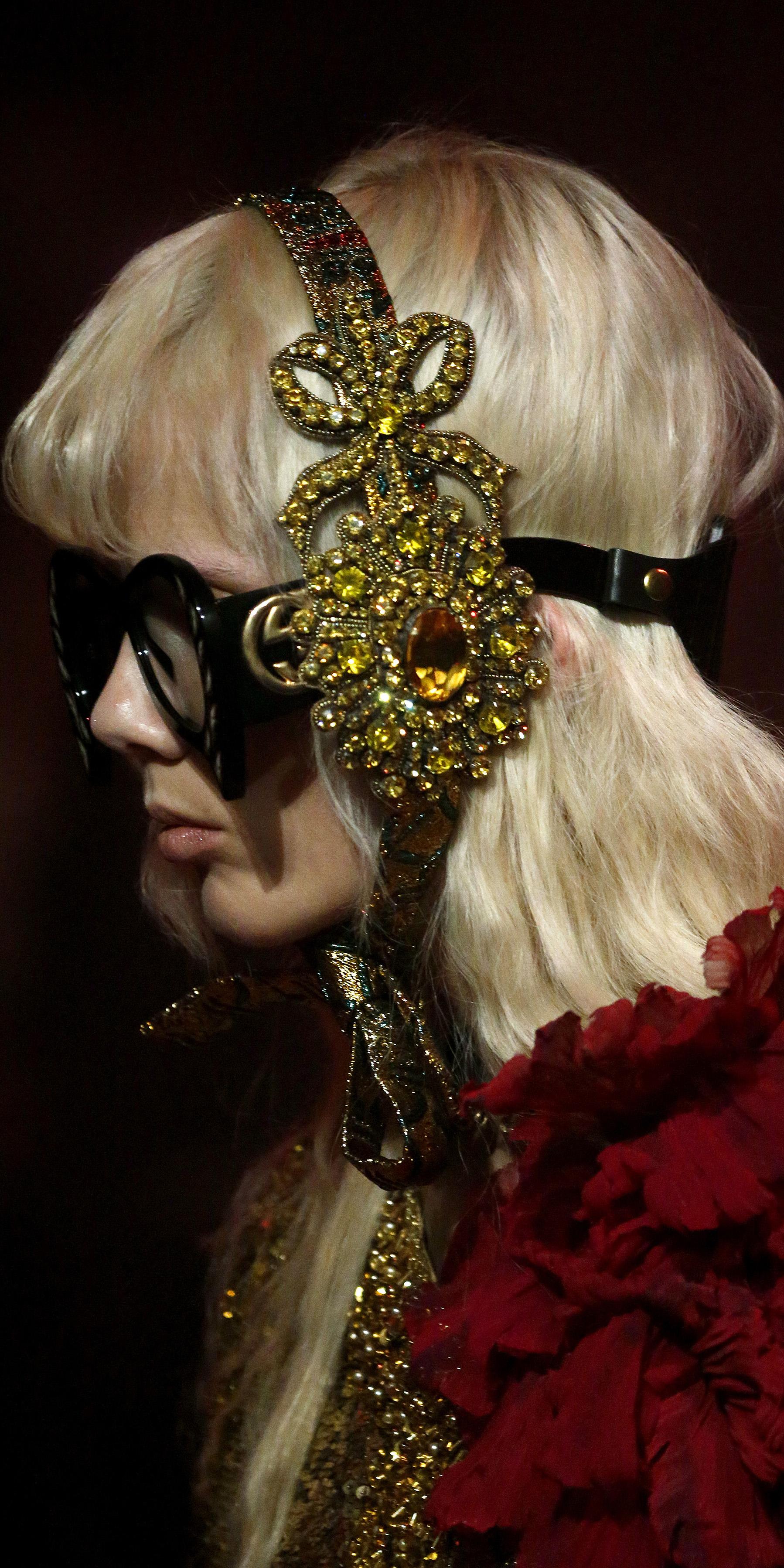 Gucci hodeplagg