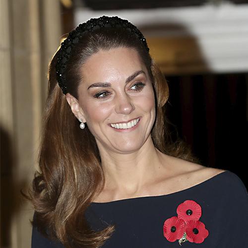 Kate topp hårbøyle
